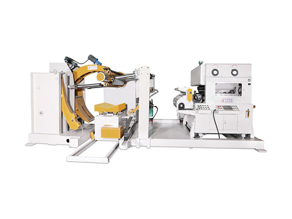 冲床送料机的机器类型以及标准型的特点